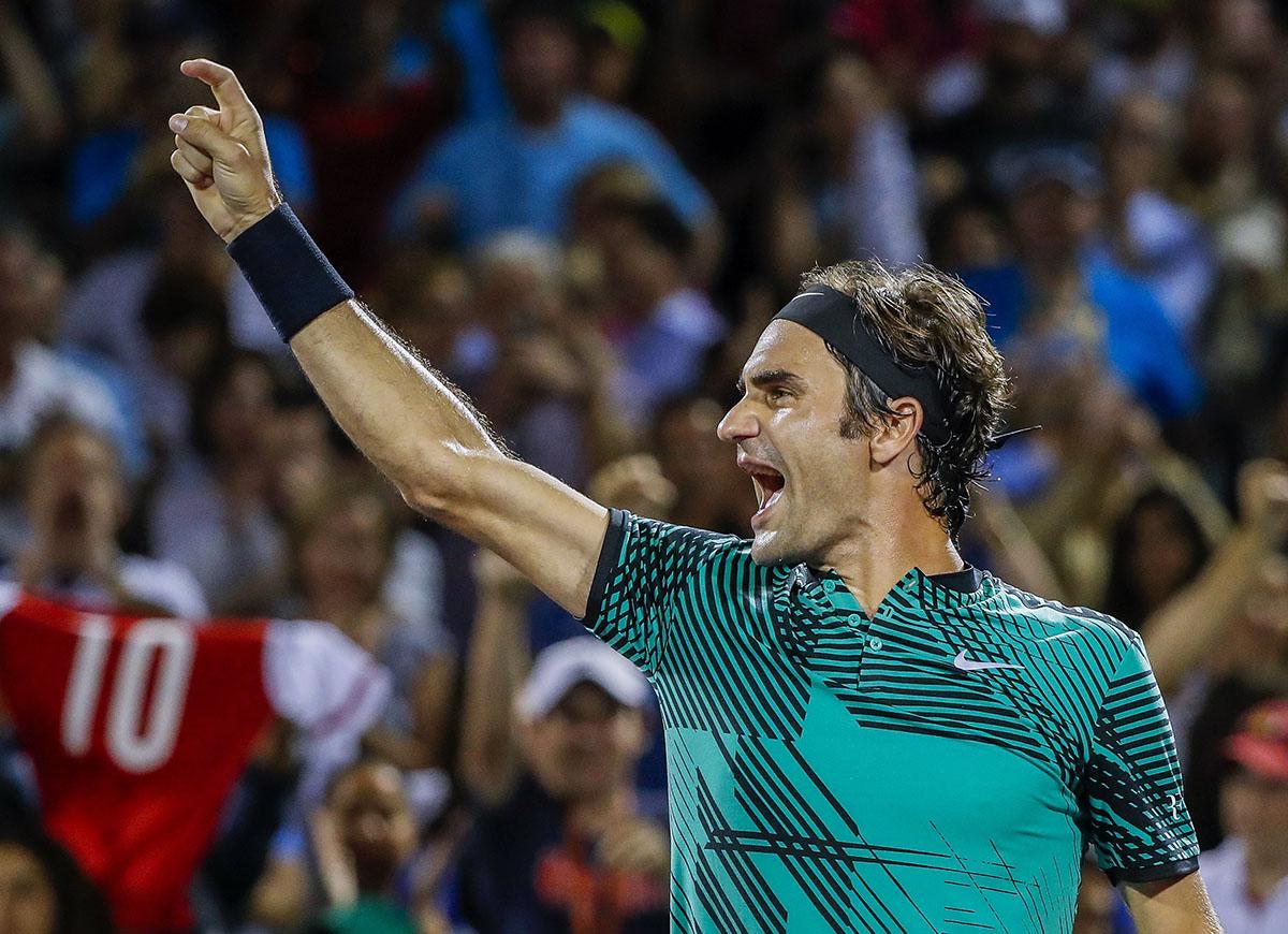 Federer sólo ha ganado Roland Garros en una ocasión (2009)