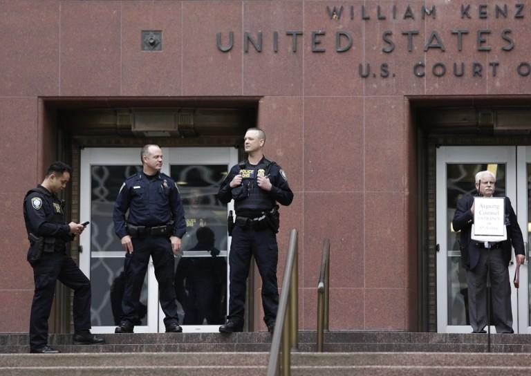 DHS. Foto: AFP