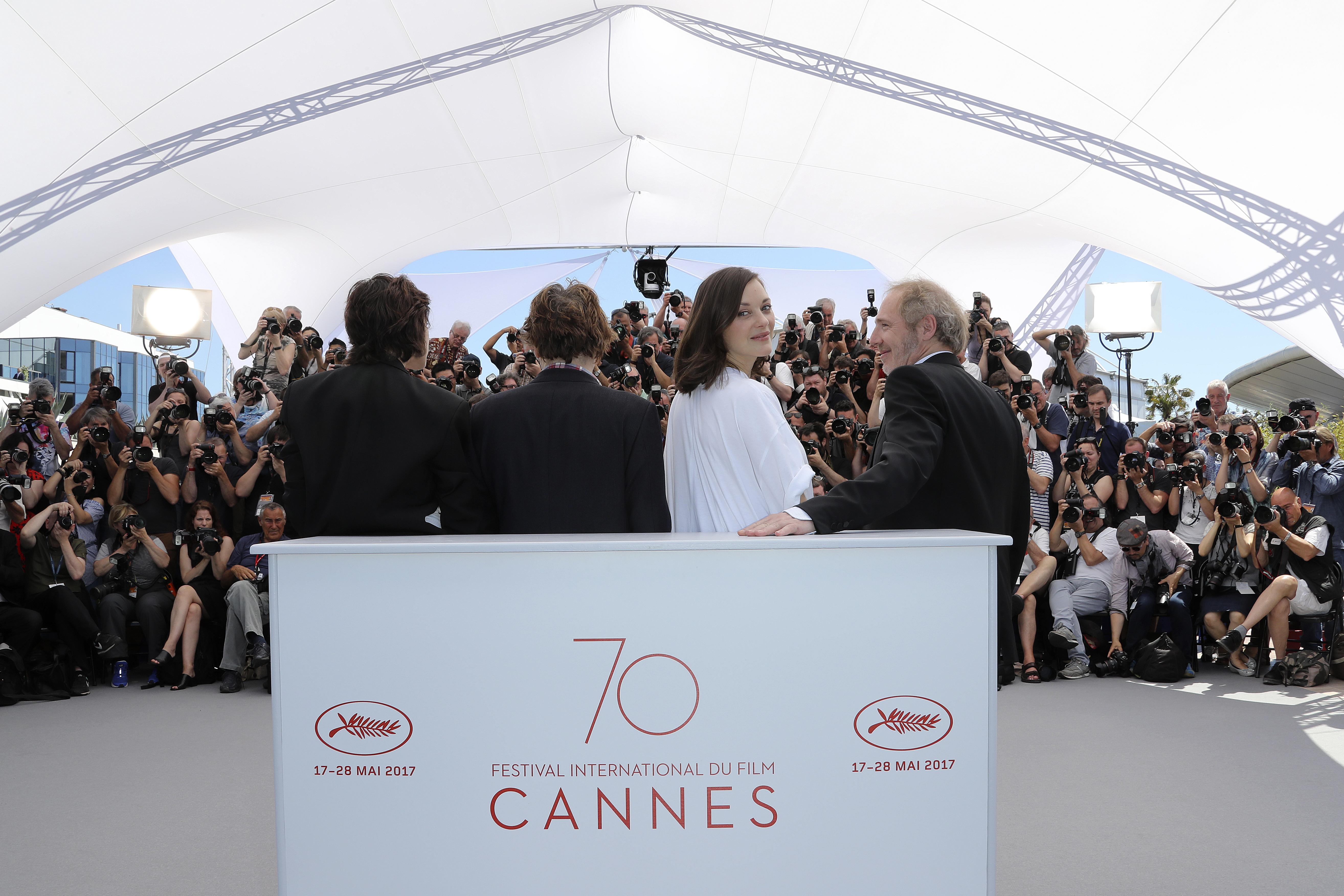 Cannes, inicia hoy el mítico festival de cine de Francia