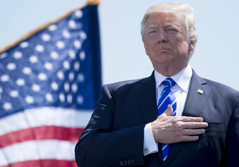 El congresista demócrata Al Green listo para destituir a Donald Trump