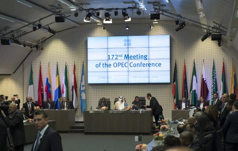 OPEP. Foto: AFP