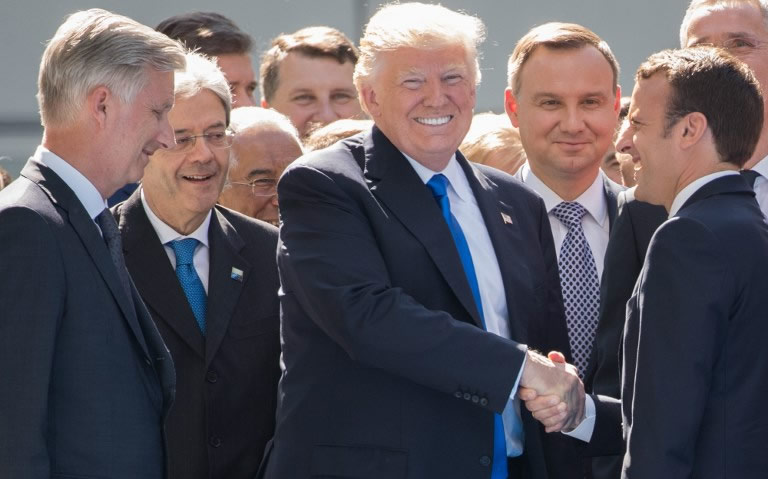 Donald Tump. Foto: AFP