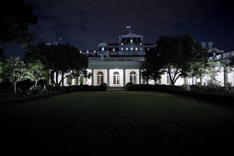 Imagen de la Casa Blanca, en donde Mike Dubke fungió como director de comunicaciones