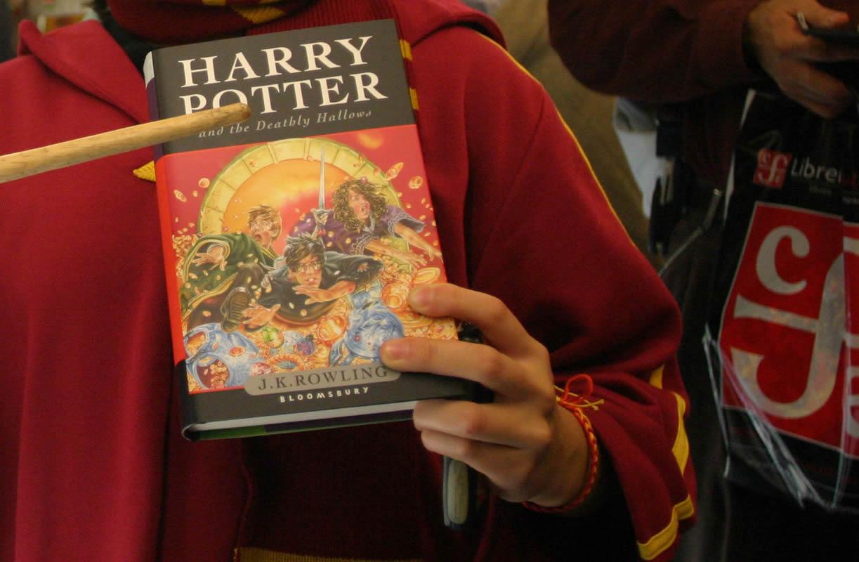 Harry Potter. Foto: Cuartoscuro