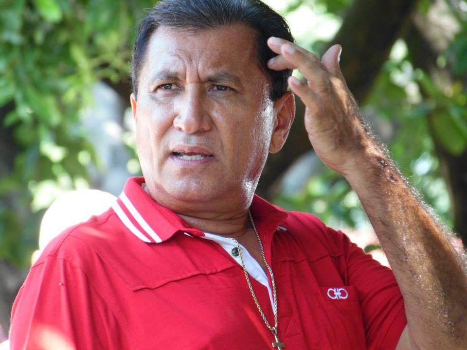 Elí Camacho Goicochea. FOTO: Facebook