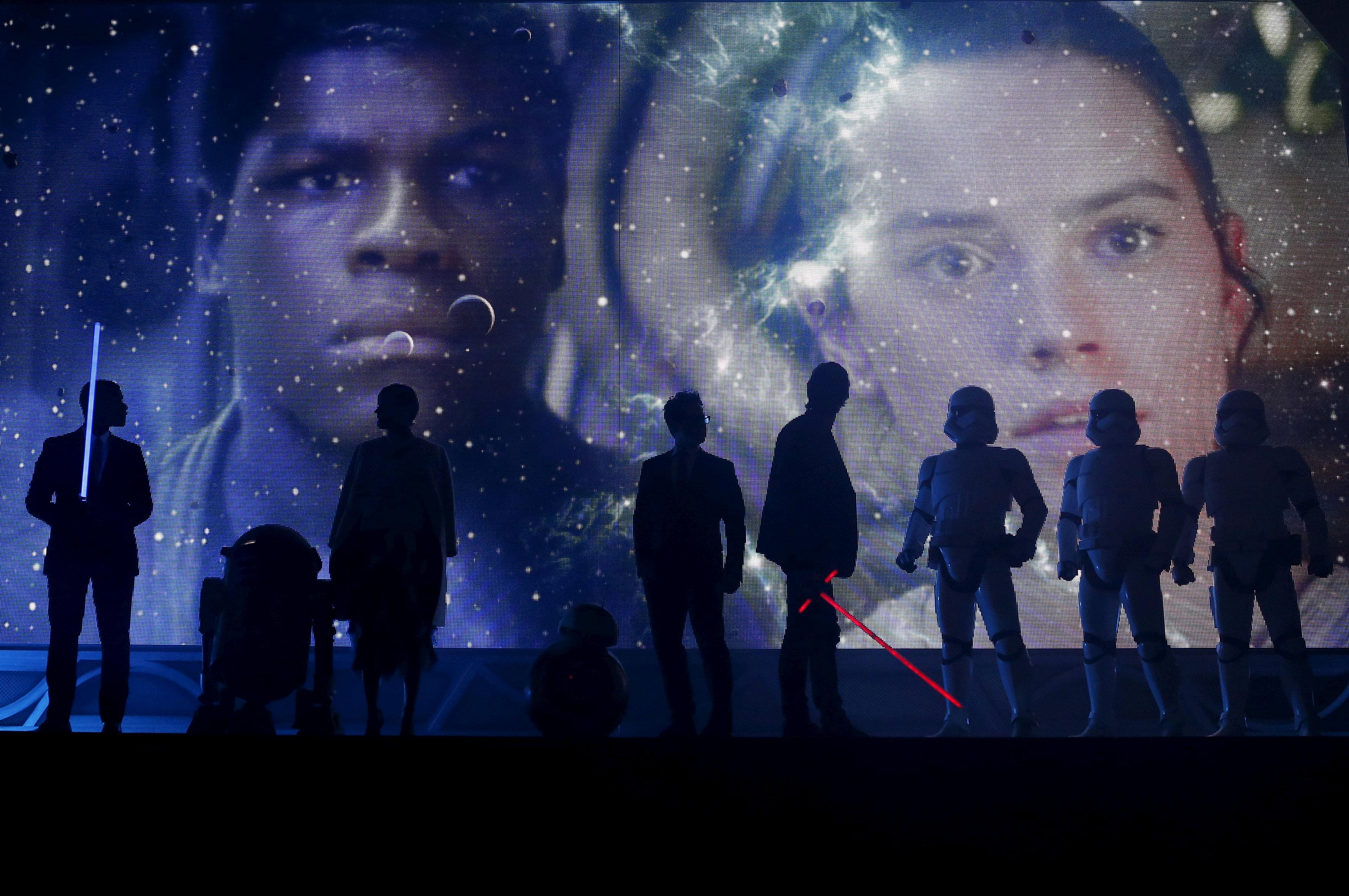Star Wars. Foto: Reuters