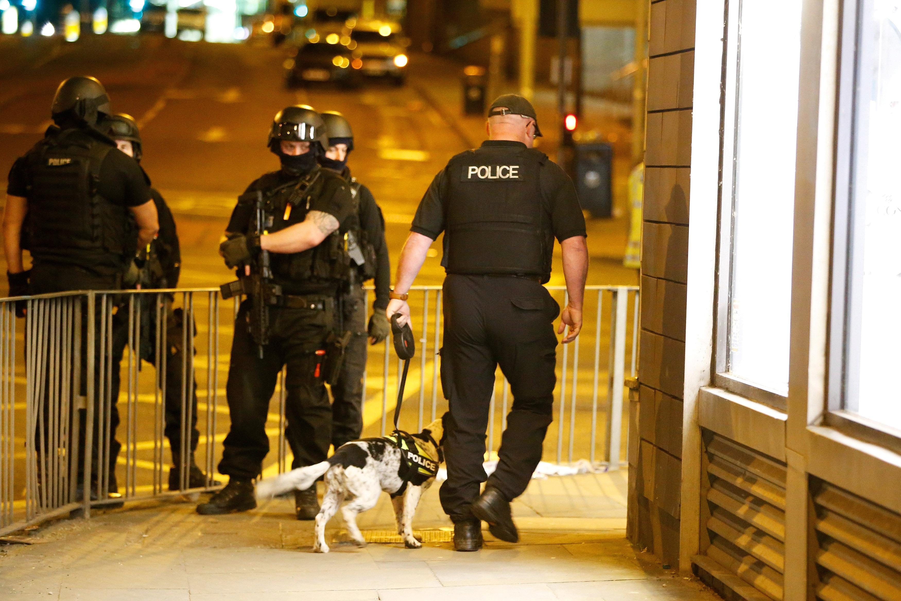 Theresa May: las autoridades no pueden anunciar aún la identidad del atacante, pero está identificado