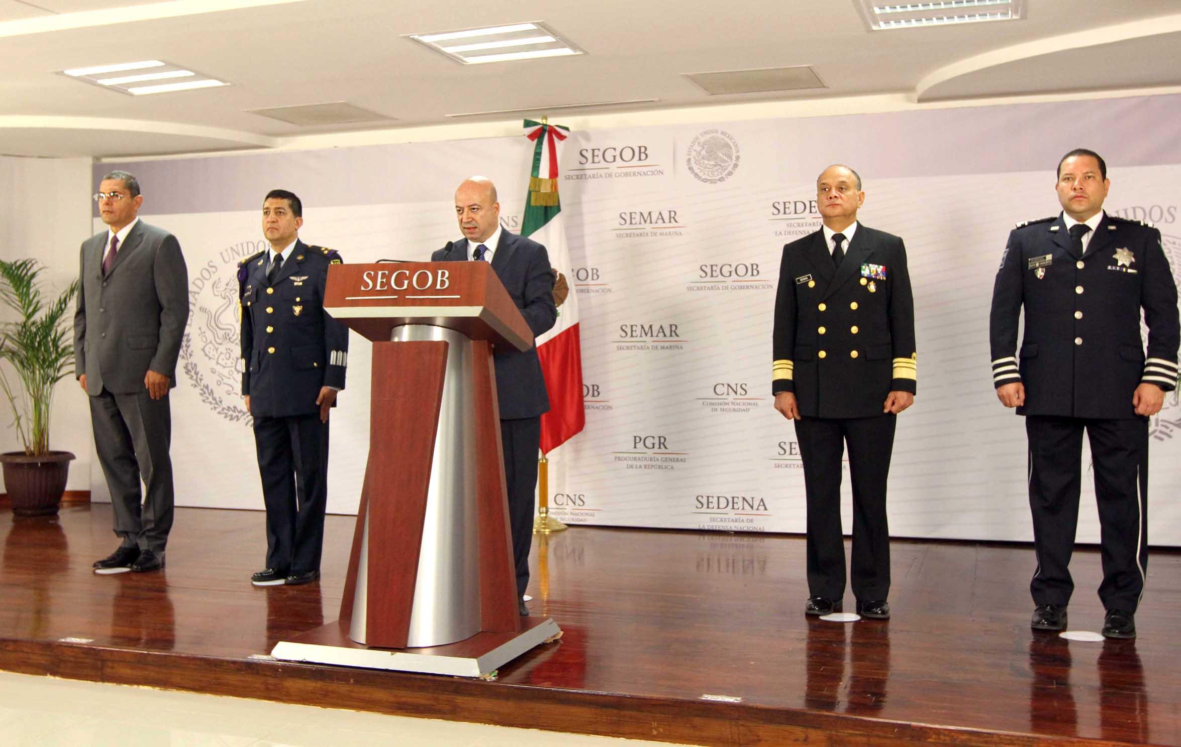 Detienen a presunto agresor de familia en la carretera México-Puebla