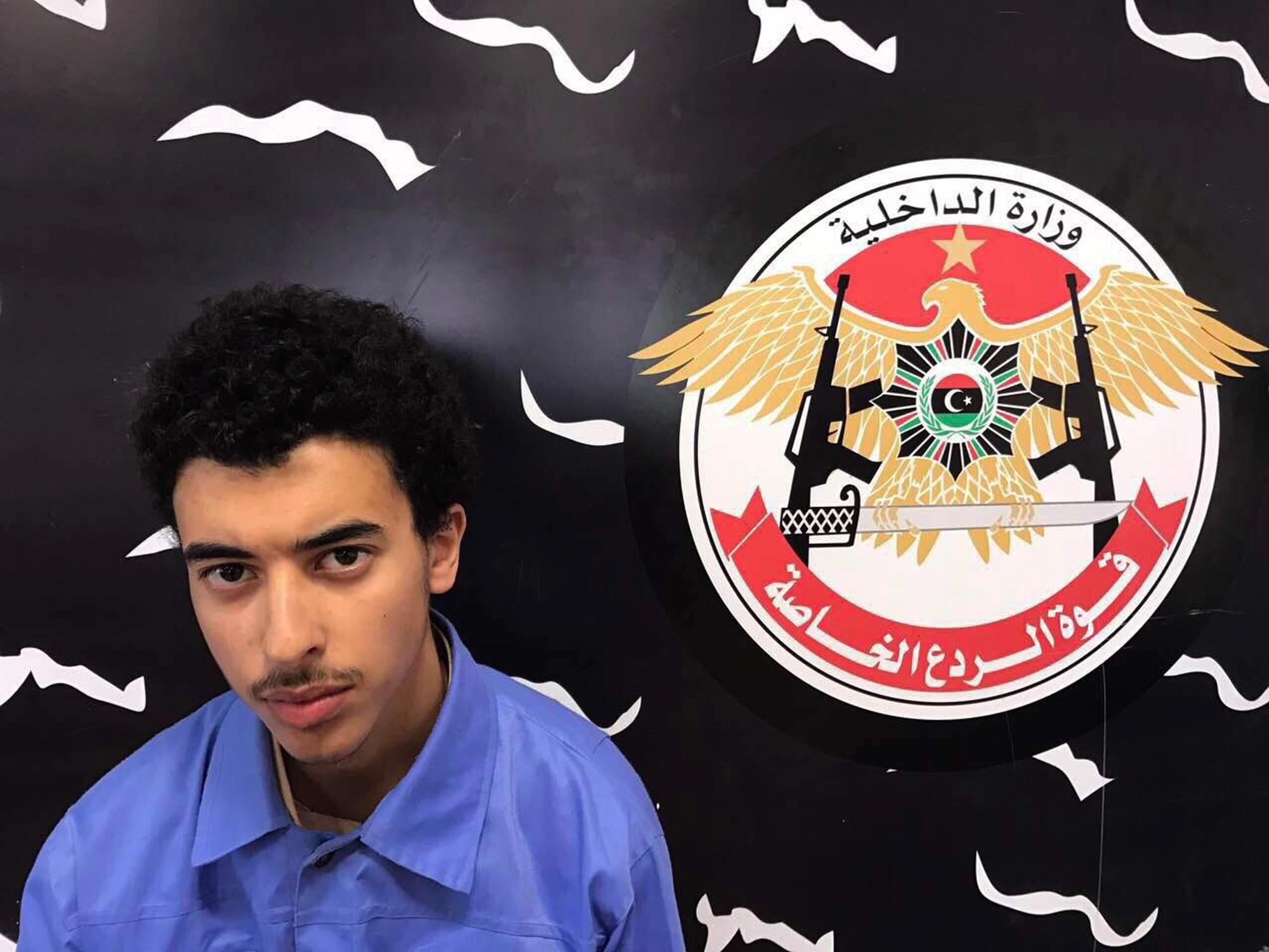 Hashim Ramadan Abedi hermano de Salman Abedi. (via AP)