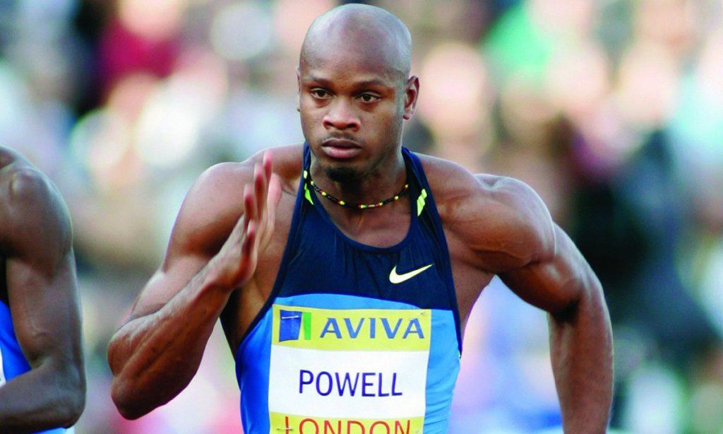 FOTO: AP El jamaiquino Asafa Powell fue uno de los campeones en el 2016