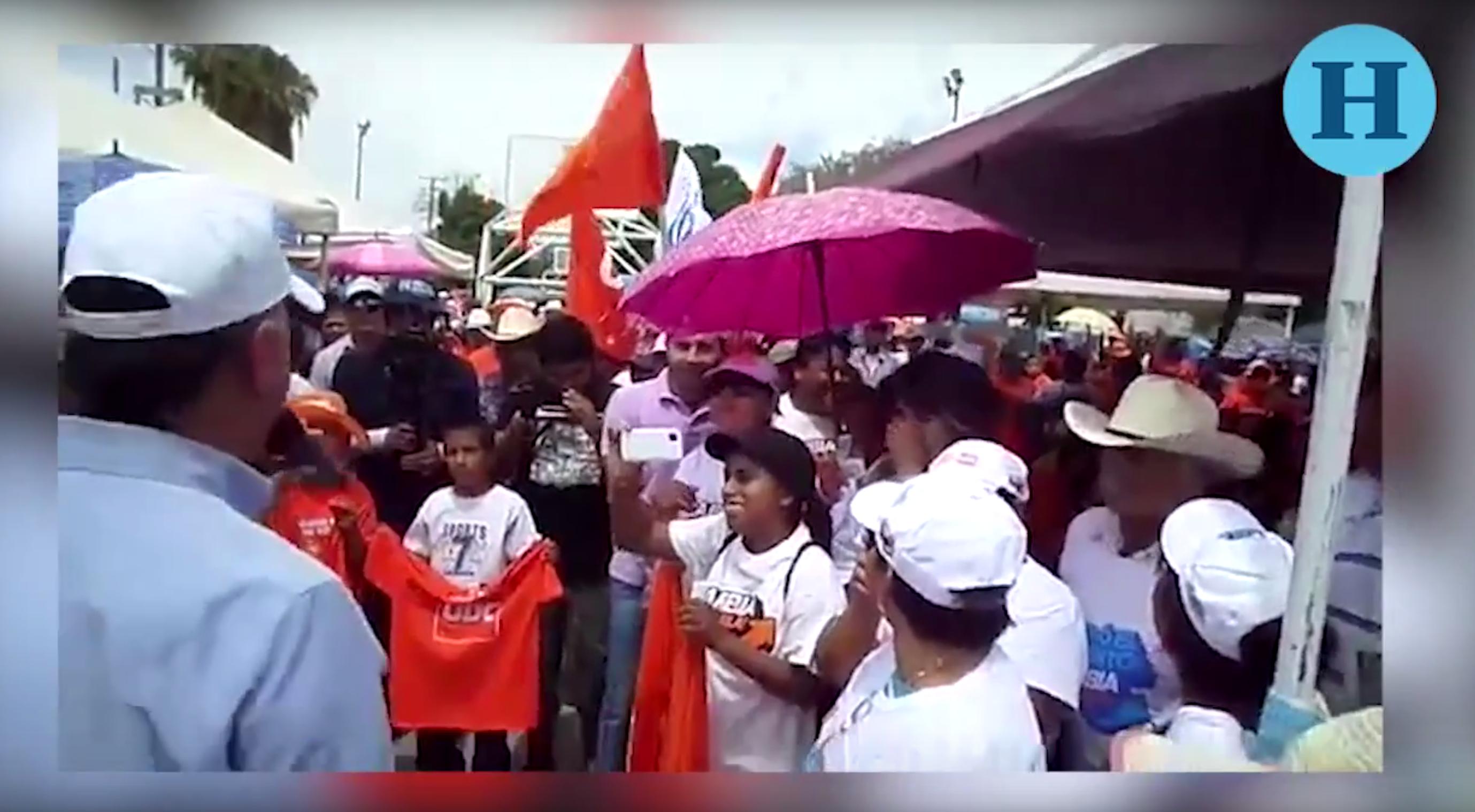 """Guillermo Anaya: """"le vamos a dar puro chile a las lideresas del PRI"""""""