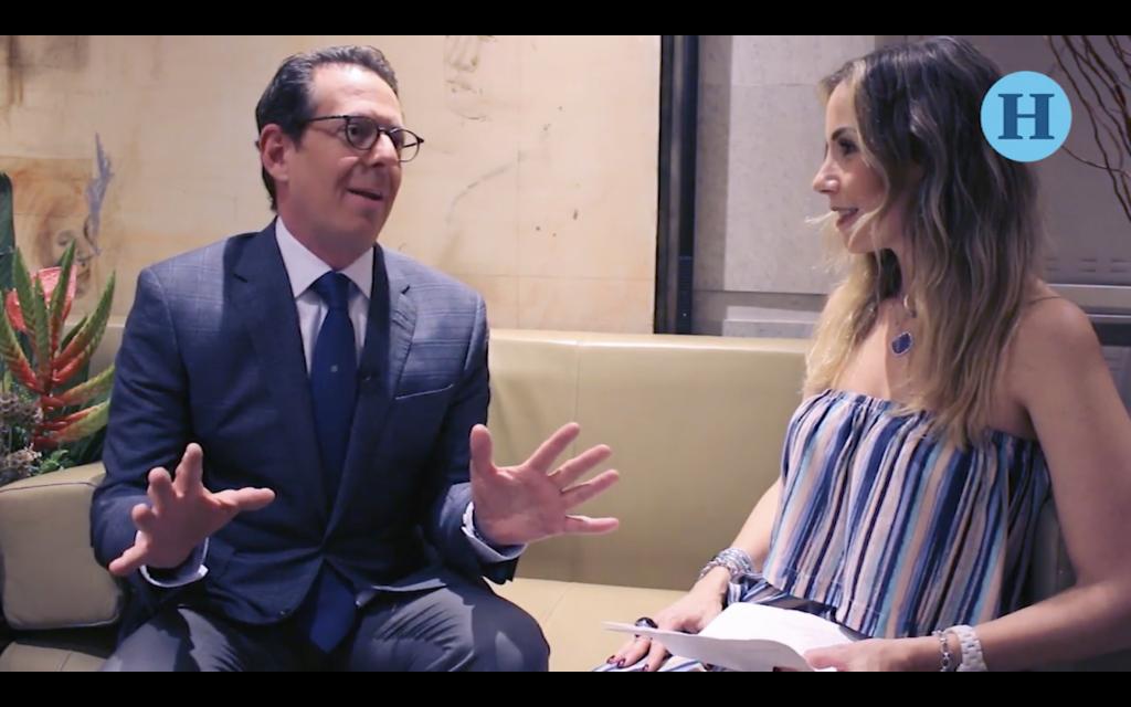 Brenda Jaet entrevista a  Samuel Leizorek de Las Alcobas