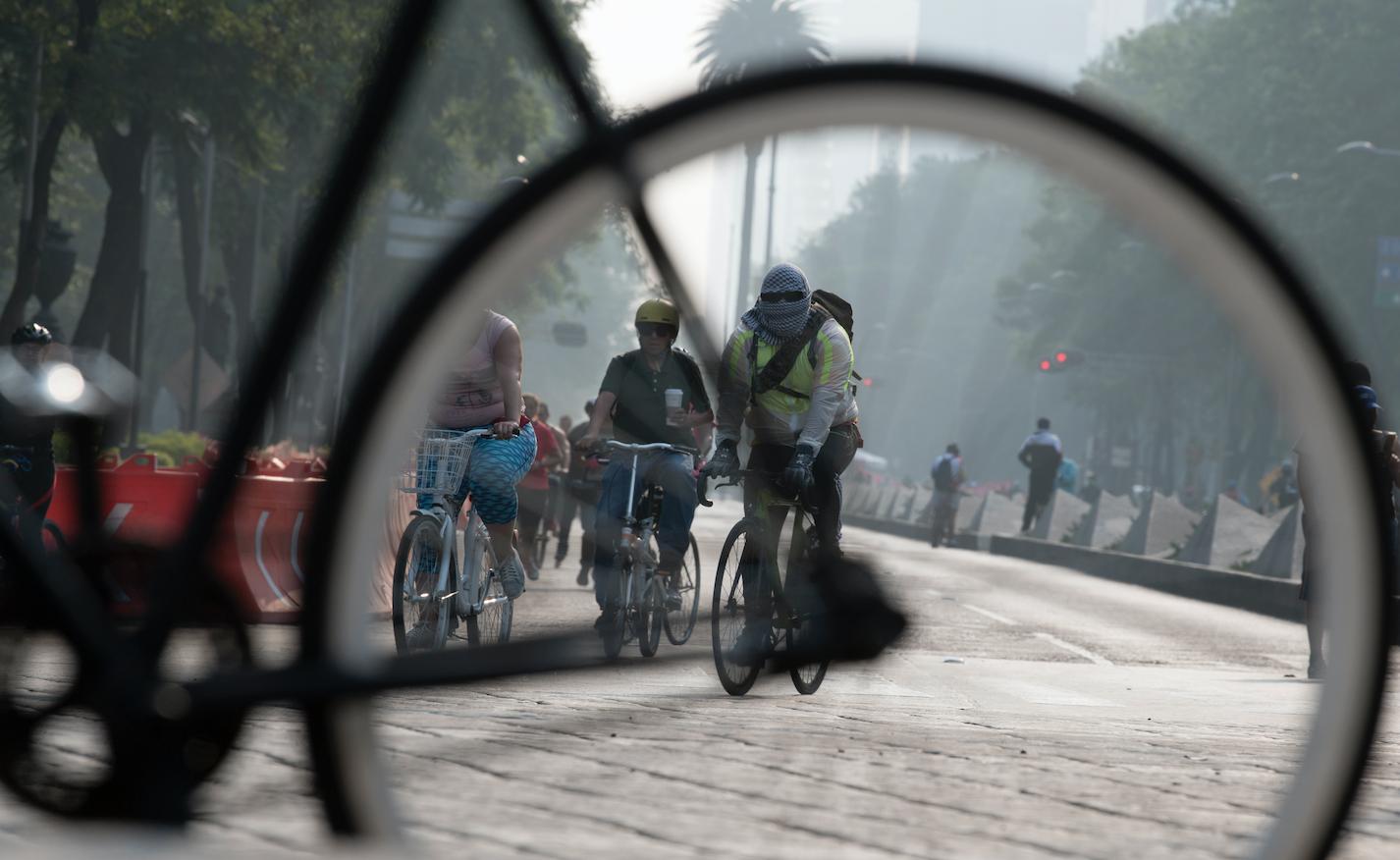 Falta estrategia contra la contaminación en la Ciudad de México