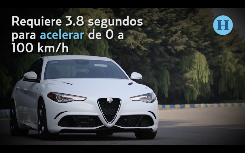 Probamos el nuevo Giulia de Alfa Romeo