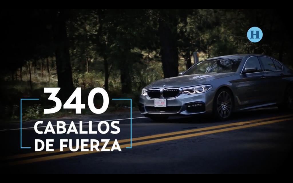 Probamos el flamante BMW Serie 5M