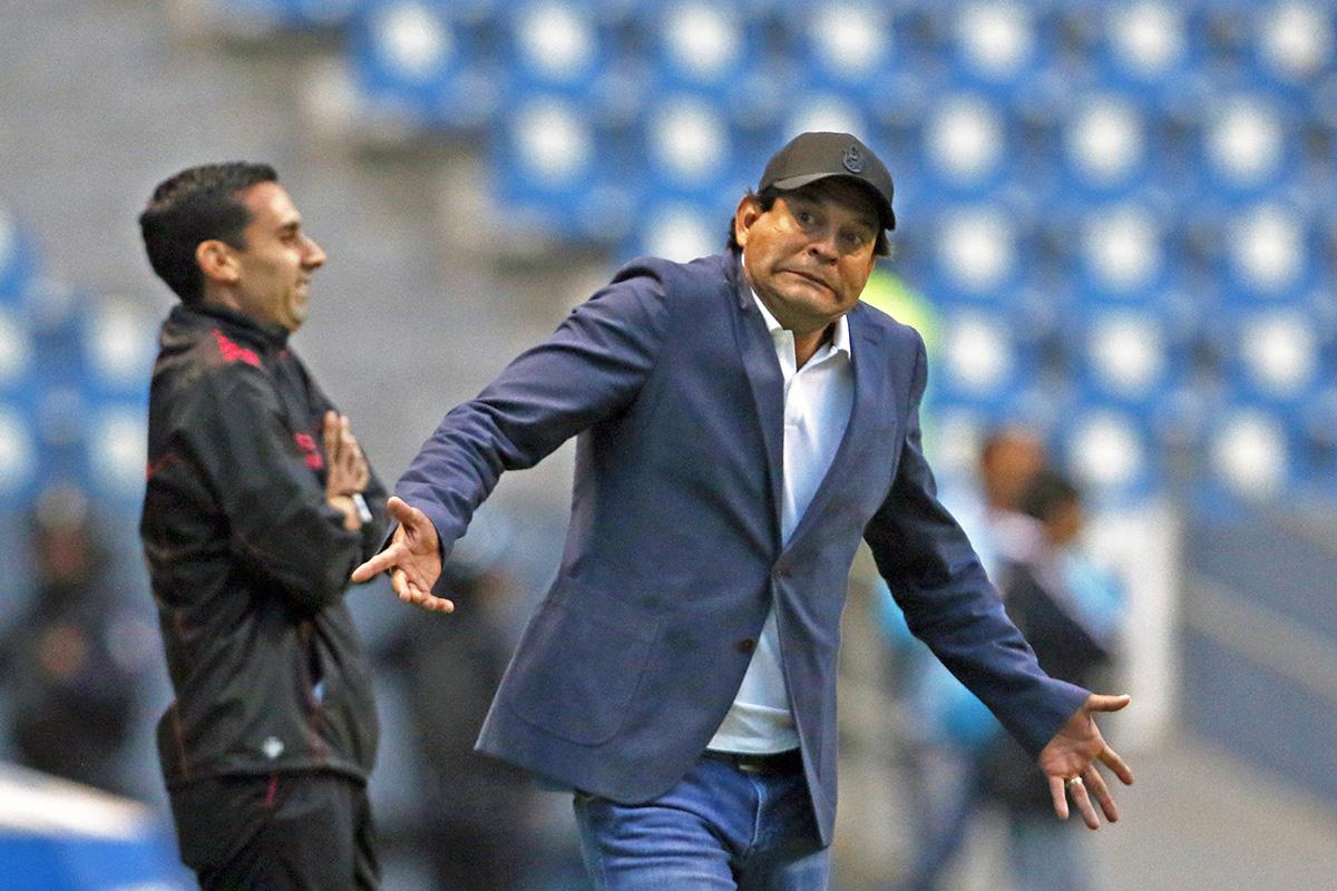 FOTO MEXSPORT. Puebla terminó en el último lugar de la tabla general