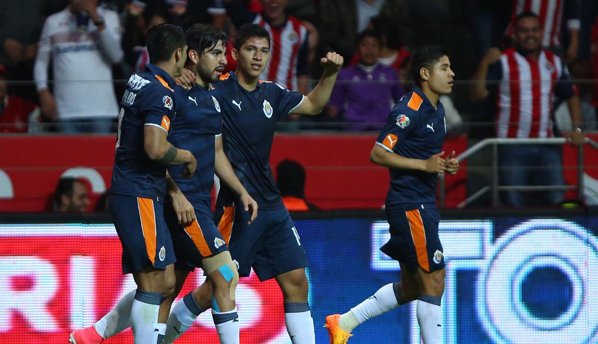 FOTO IMAGO7. Rodolfo Pizarro marcó el gol tapatío
