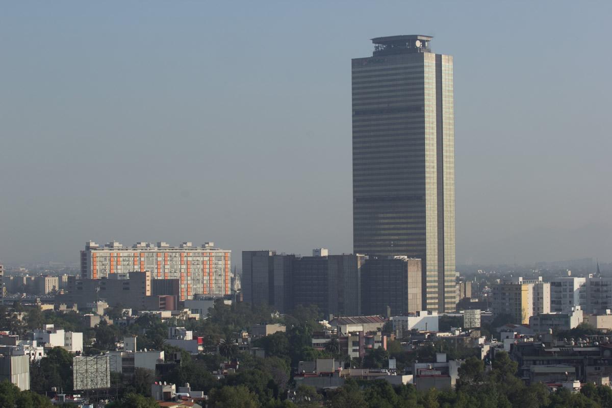 Calidad del aire. Foto: Cuartoscuro