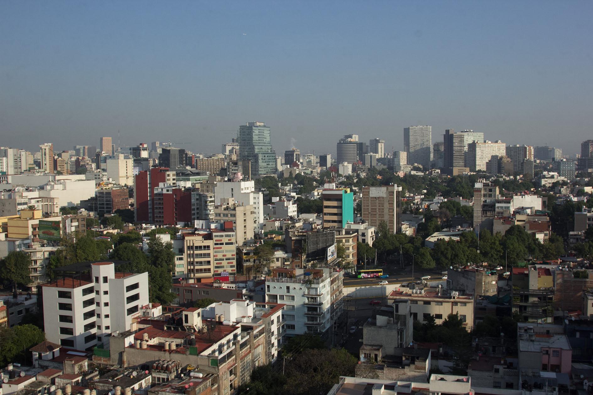 mil 800 empresas del mundo estiman y reportan anualmente los Gases de Efecto Invernadero que generan. FOTO: CUARTOSCURO