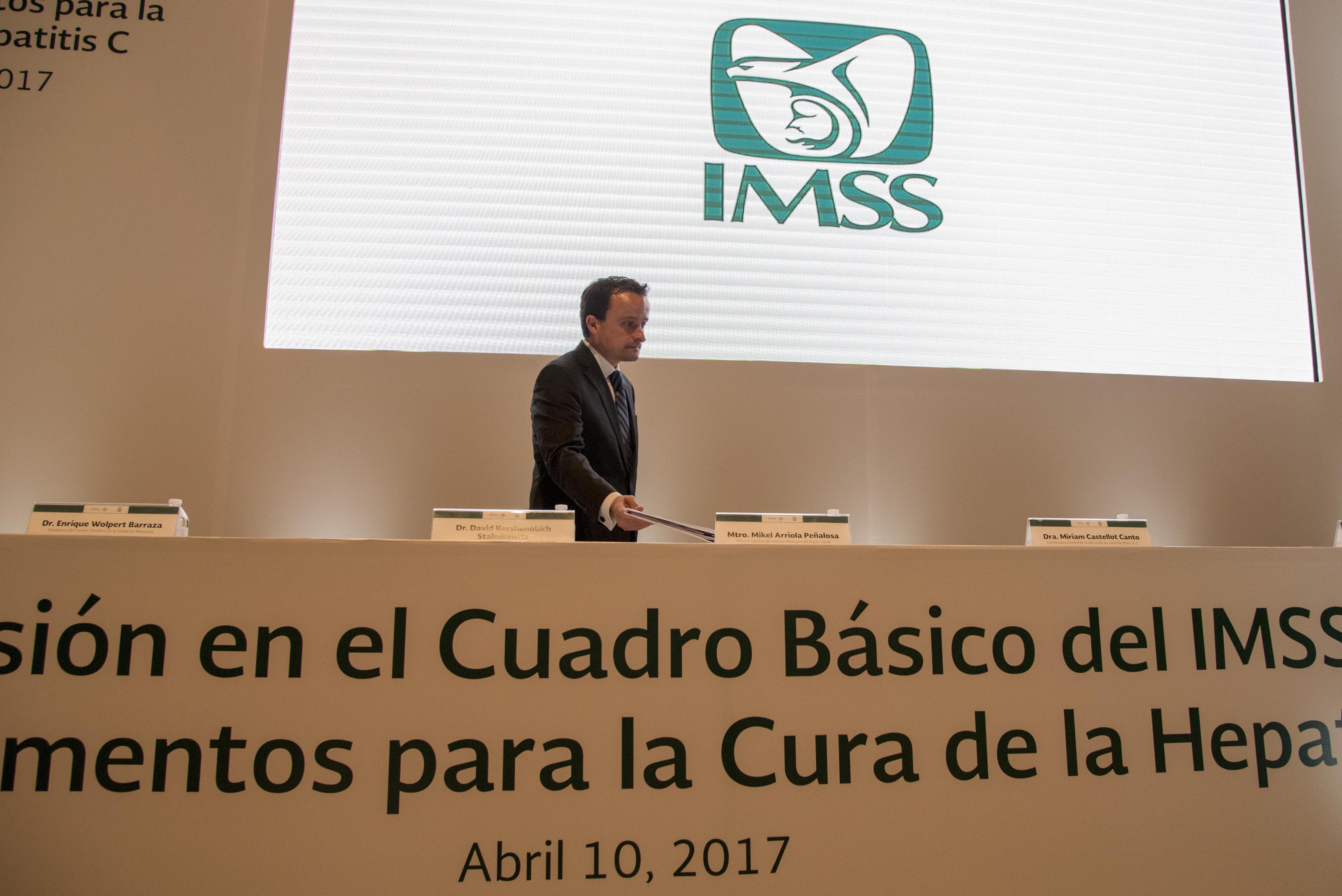 IMSS. Foto: Cuartoscuro