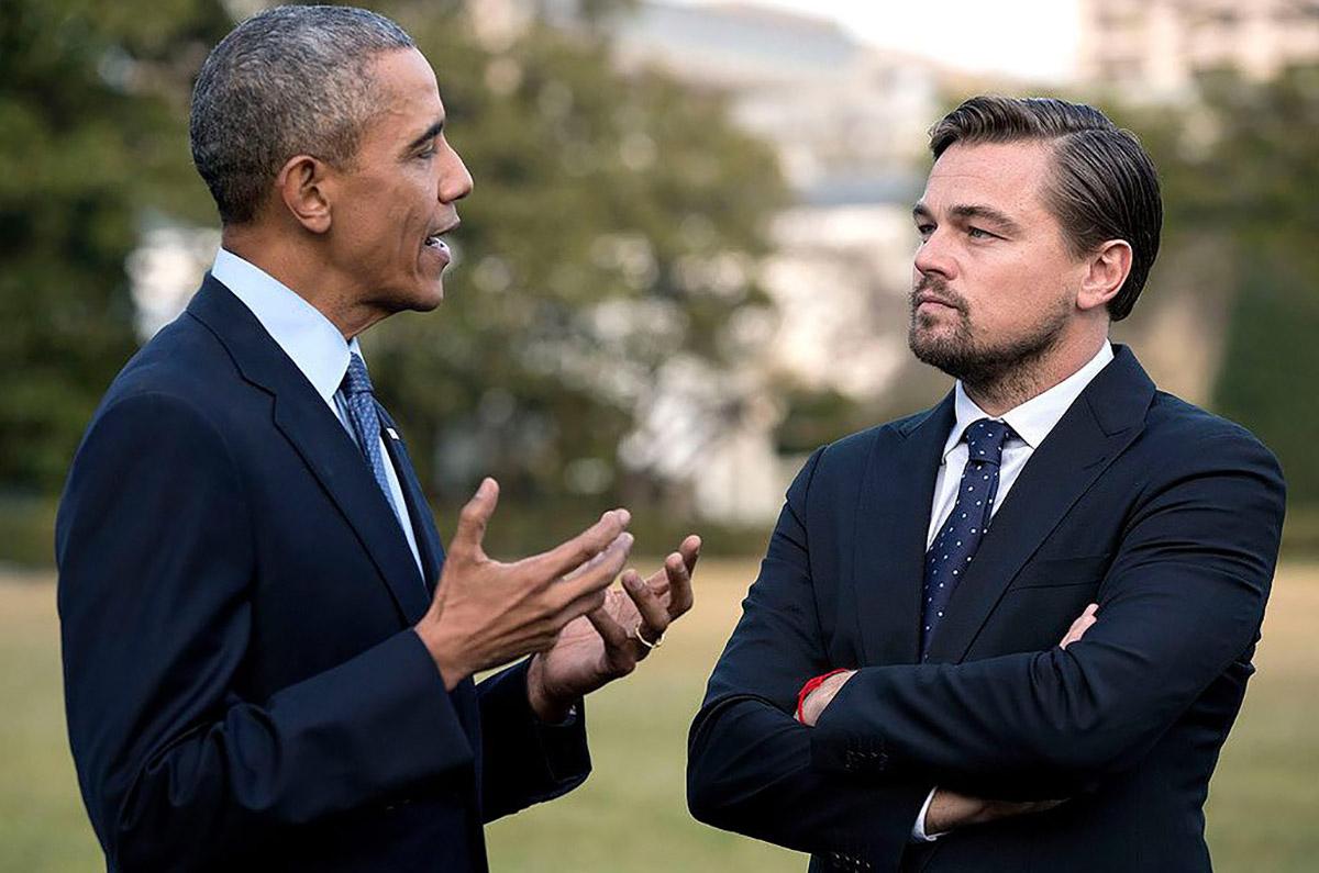 FOTO AP. Leonardo DiCaprio es de los actores más comprometidos con el planeta