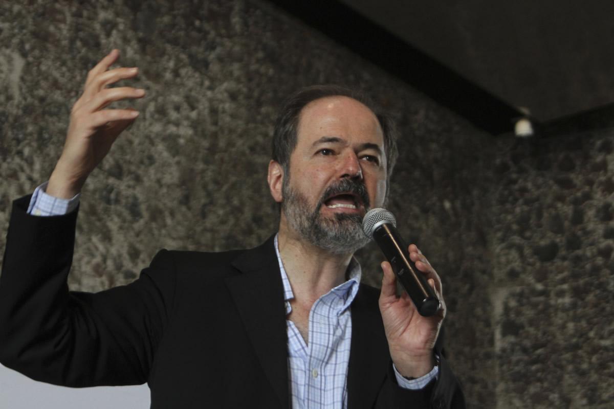 Juan Villoro. Foto: Cuartoscuro