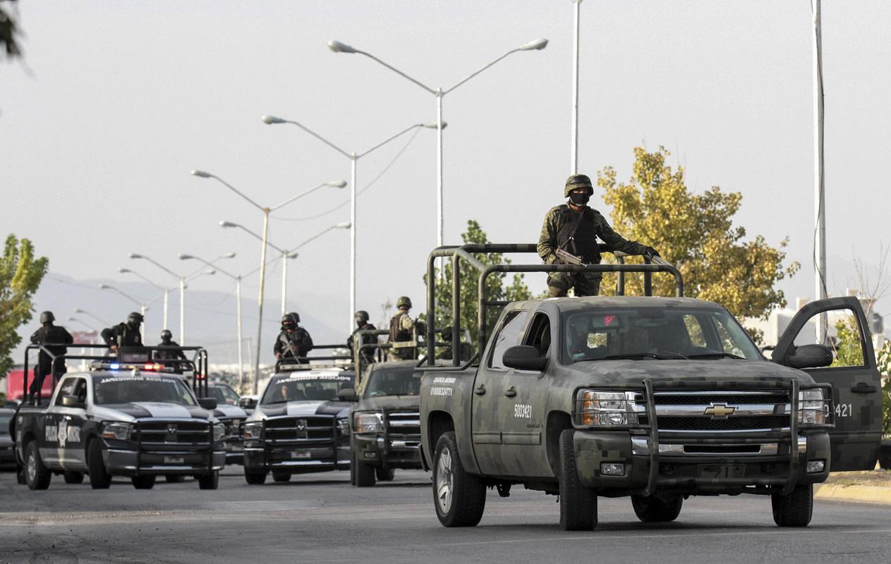 Seguridad Coahuila. Foto: Cuartoscuro