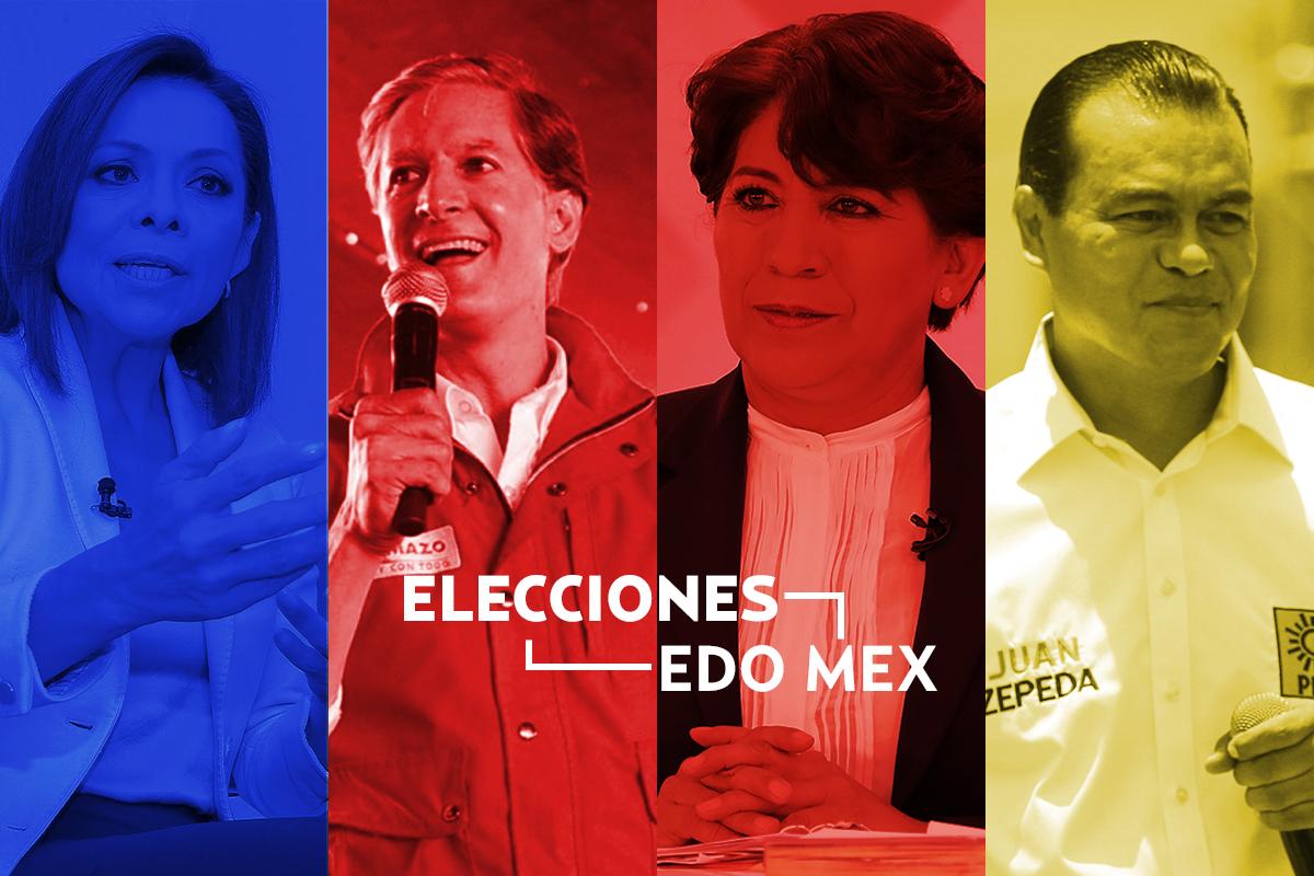 Cierre de campaña en el Edomex, a la caza de la gobernatura 2017
