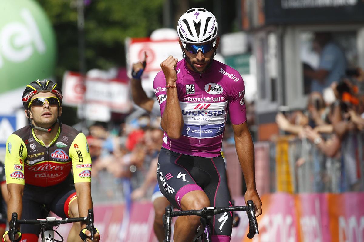 FOTO AFP. Gaviria es el mejor velocista en esta edición