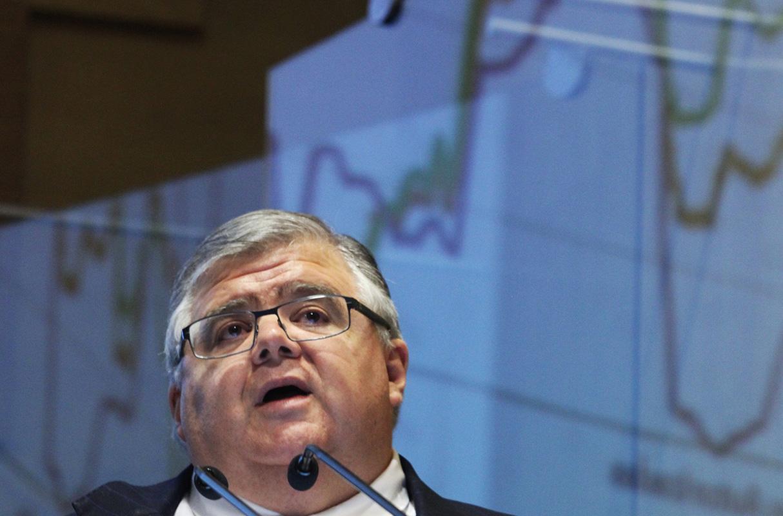 Agustín Carstens. Foto: Cuartoscuro