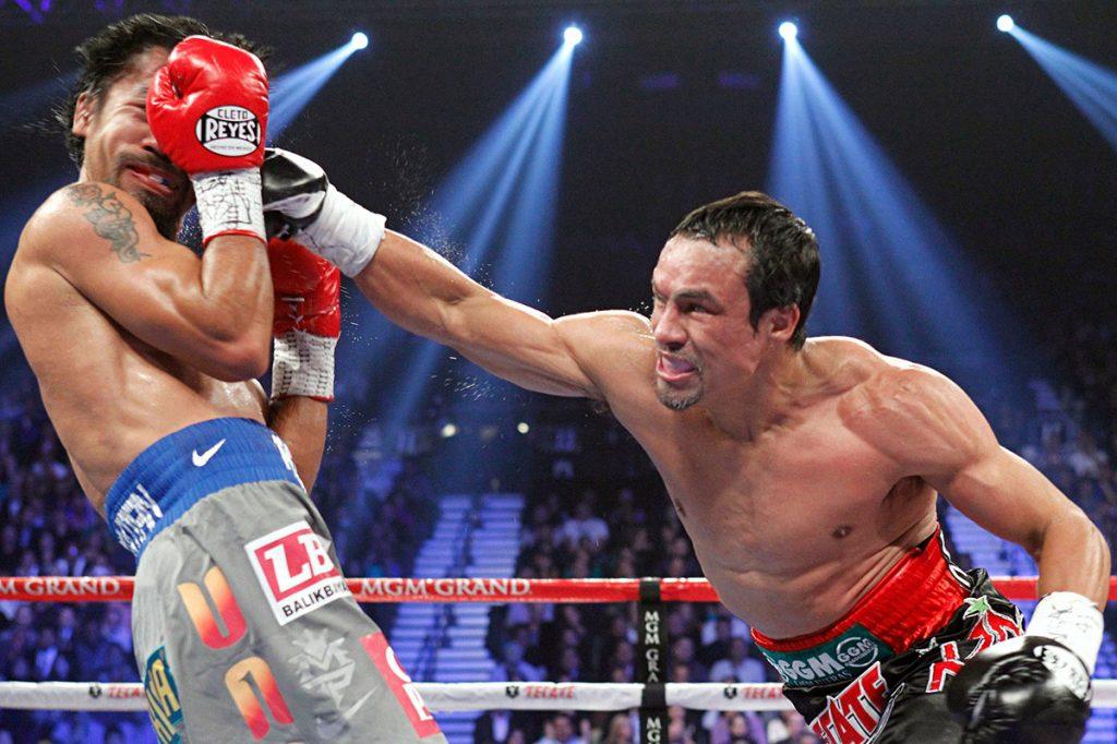 FOTO AP. El combate sería en la Arena Ciudad de México o en el Zócalo