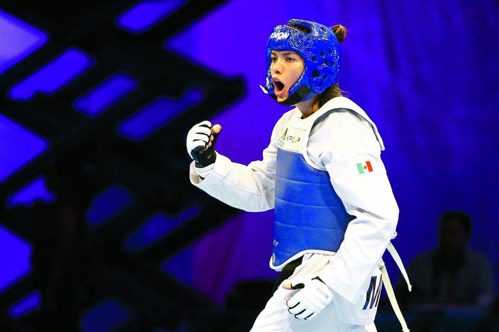 María Espinoza, 10 años de gloria en Taekwondo