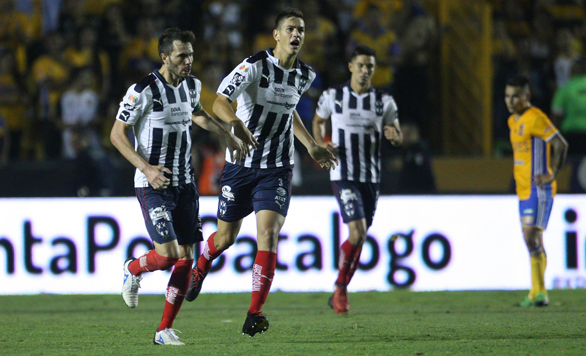 FOTO IMAGO7. El gol de César Montes mantiene con esperanzas a los Rayados
