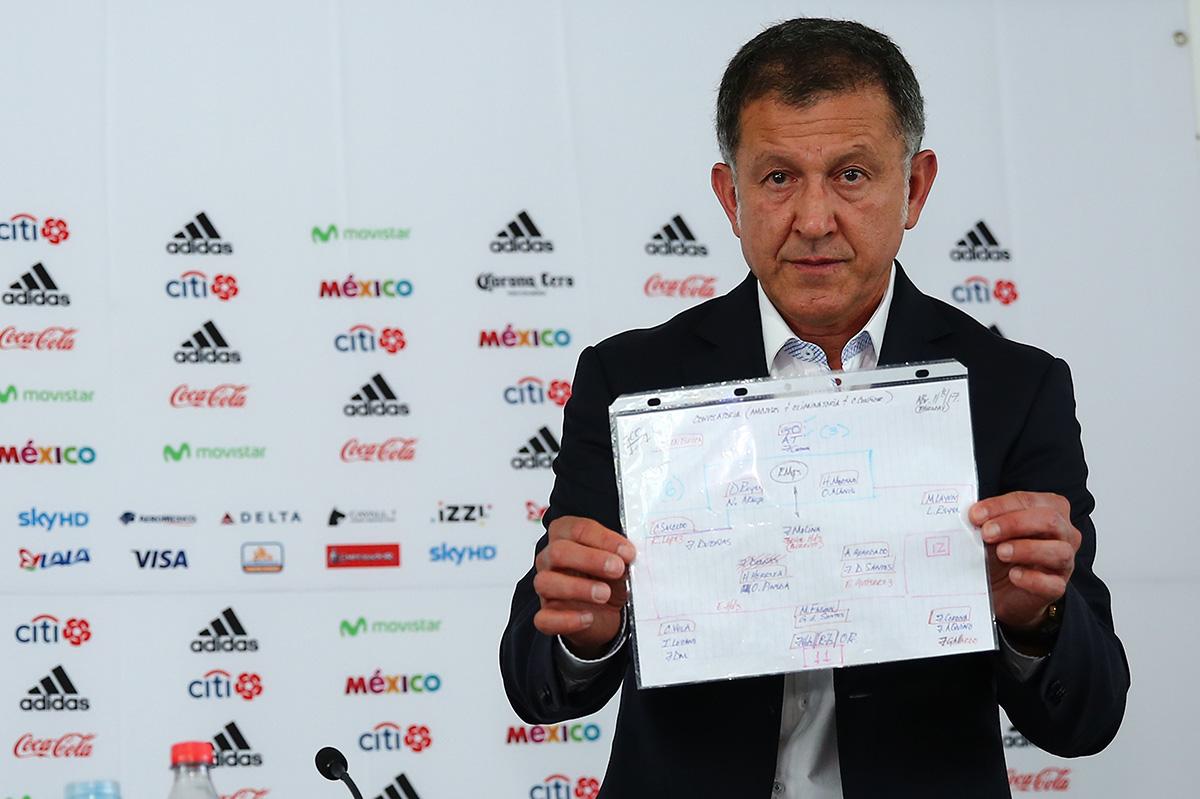 FOTO IMAGO7. El técnico colombiano reducirá el equipo de 32 a 23 para la Confederaciones
