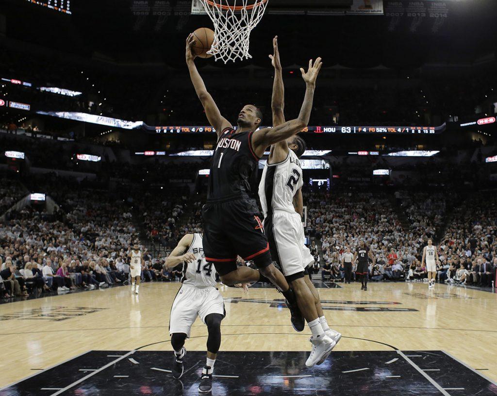 Paliza a Spurs en San Antonio