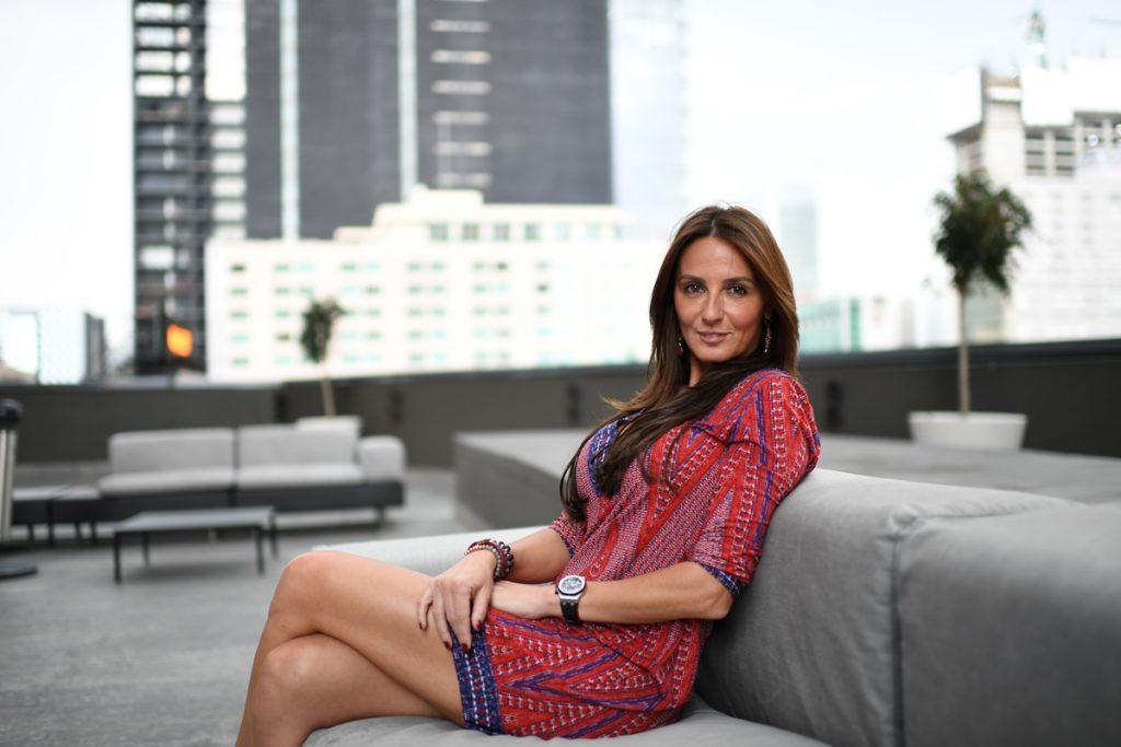 UPAX, la empresa de Cecilia Fallabrino nació de las necesidades de su primer cliente.