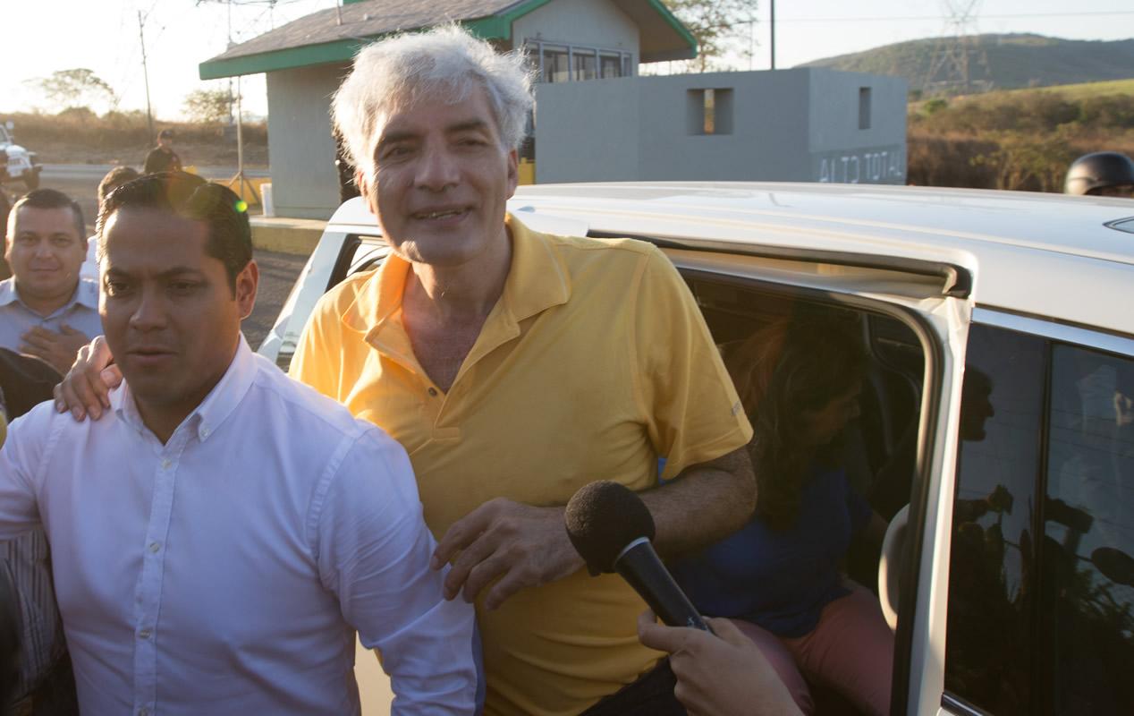 José Manuel Mireles. Foto: Cuartoscuro