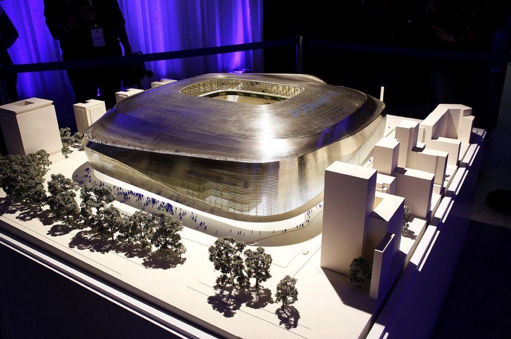 FOTO EFE. El estadio tendrá techo retráctil y un hotel