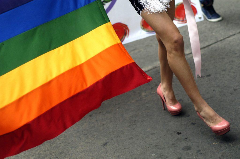 FOTO CUARTOSCURO. Sus propuestas artísticas abogan por el respeto a la diversidad sexual