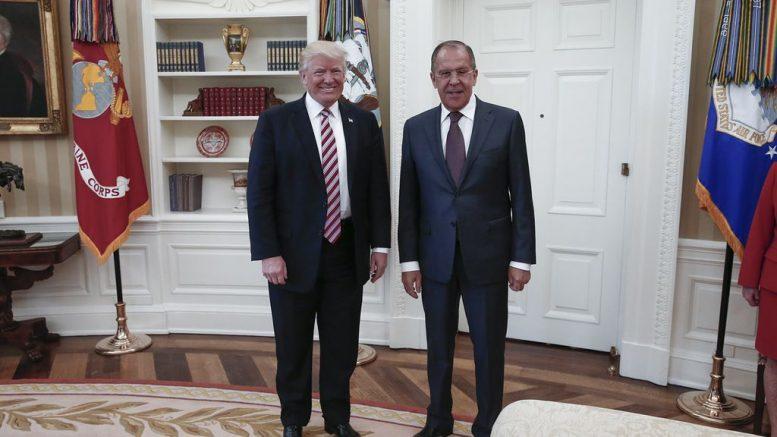 Donald Trump, el mejor amigo de Rusia