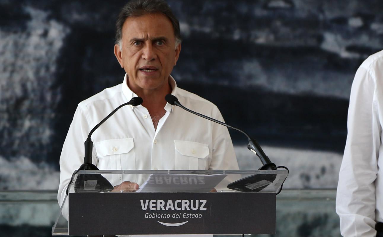 Miguel Ángel Yunes Linares. Foto: Cuartoscuro