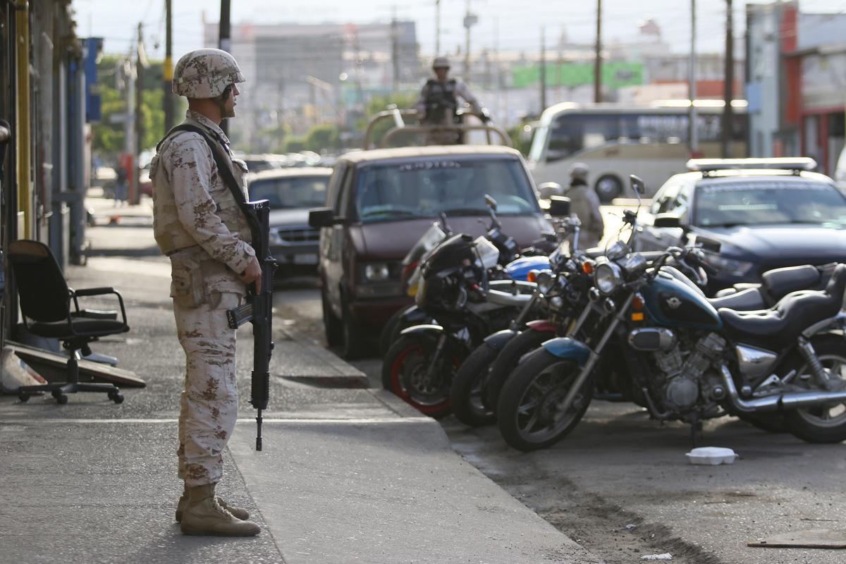 Ejército Mexicano. Foto: Cuartoscuro
