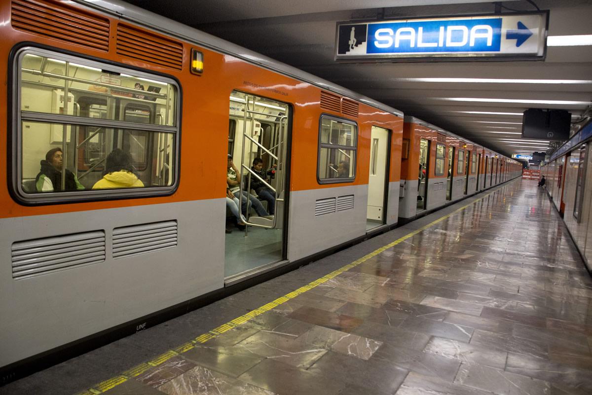 Metro. Foto: Cuartoscuro