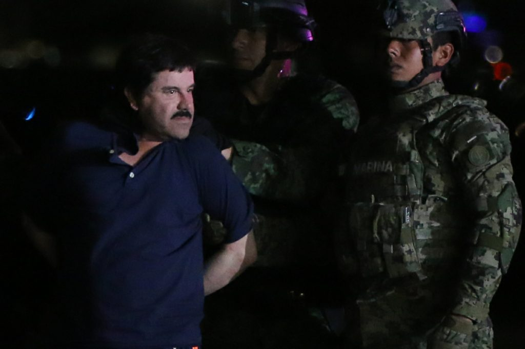 Chapo Guzmán. Foto: Cuartoscuro