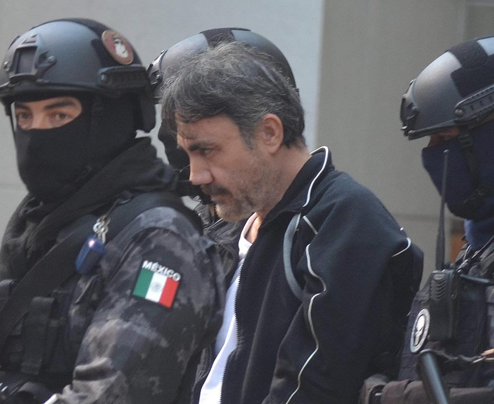 El Heraldo de México. Dámaso López. Foto: Cuartoscuro