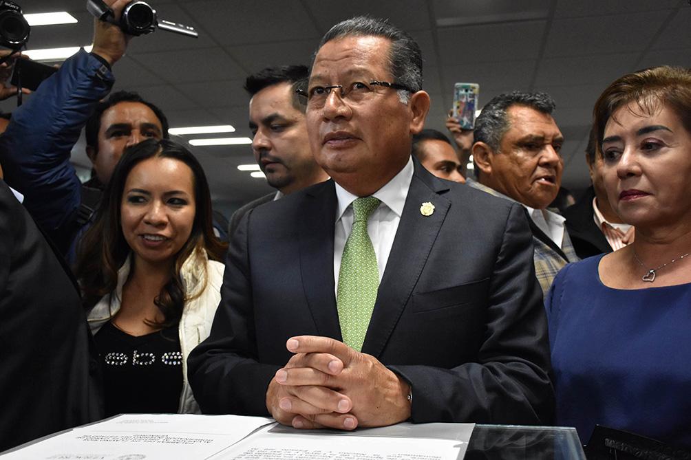 La decisión se tomó por el estado de salud de Flavino Ríos. FOTO: CUARTOSCURO