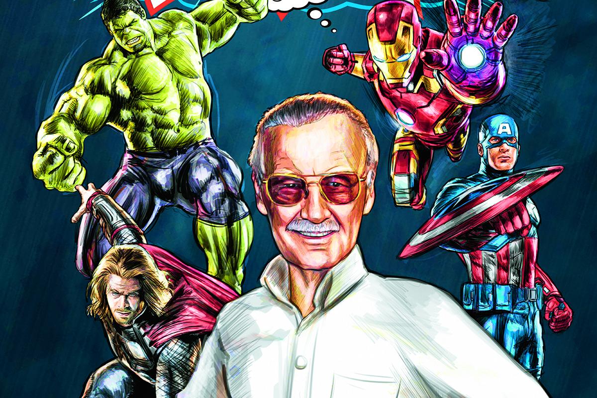 México honra a los cómics con visita de Stan Lee