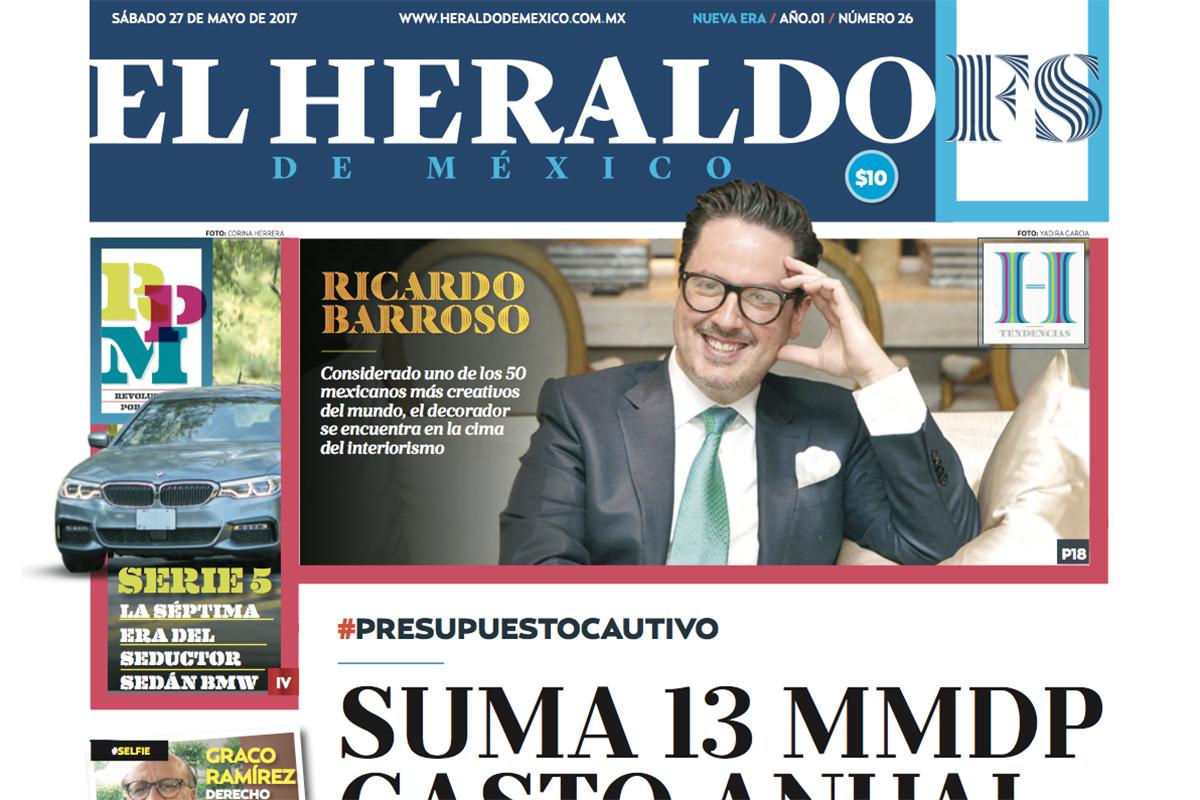 EDICIÓN IMPRESA 27 DE MAYO DE 2017