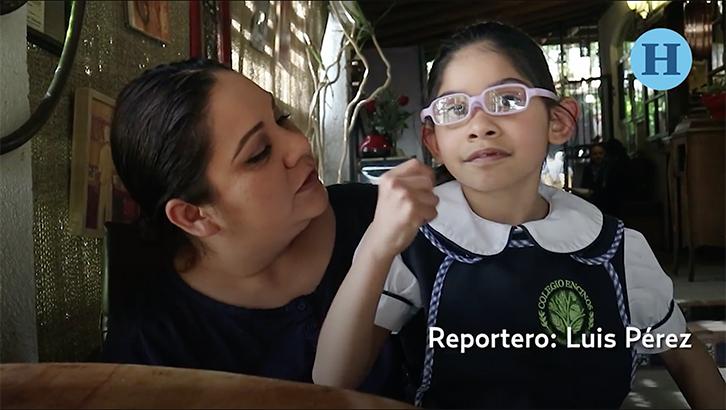 La historia de Gala, la niña de 7 años que esperaba el cannabis