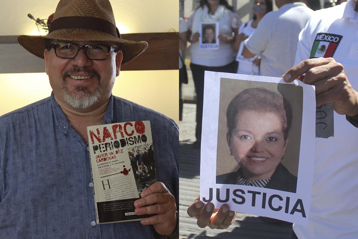 El Heraldo de México con imágenes de Cuartoscuro y Twitter.